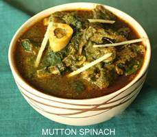 MUTTON SPINACH